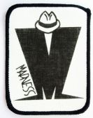 Madness - 'M Logo' Printed Patch